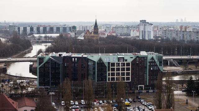 В правительстве региона выступили за сохранение этажности домов в исторической части Калининграда