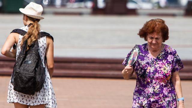 В Калининграде на выходных ожидается жара до +29