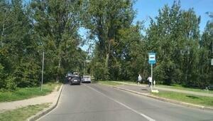 В аварии с автобусом в Калининграде пострадал годовалый мальчик