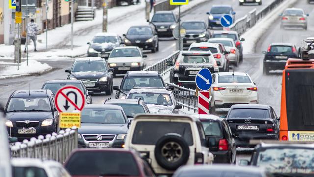 В России назвали средний возраст автовладельцев