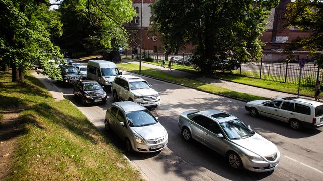 В России предложили изменить принцип расчёта транспортного налога