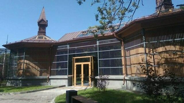Названа дата открытия Дома тропической птицы в Калининградском зоопарке