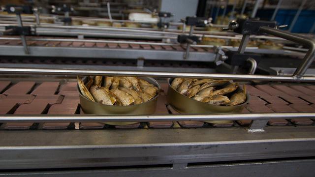 Латвийские шпроты не вернутся на калининградский рынок после отмены запрета на поставки