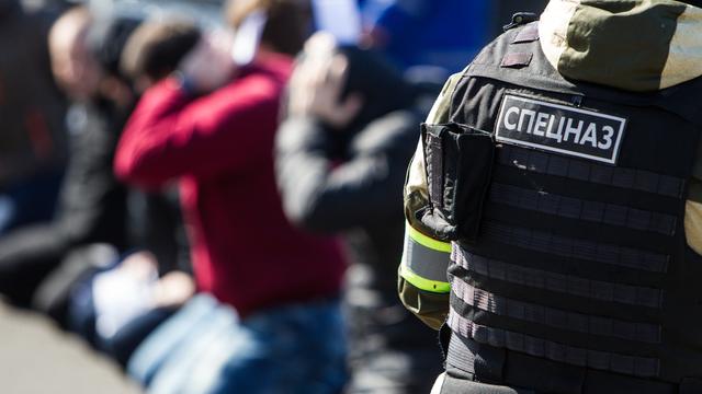 Силовики с начала года нашли ячейки террористов в 17 регионах