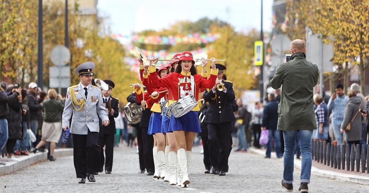 В Калининграде после реконструкции открыли участок ул. Баранова от Партизанской до Пролетарской (фото)