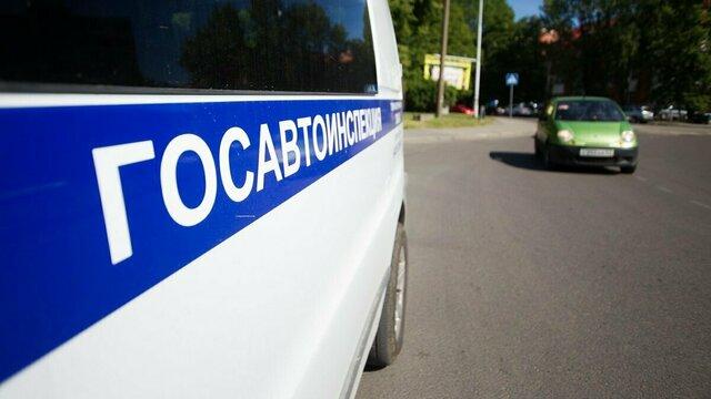 В ГИБДД назвали пять причин аварий с детьми на калининградских дорогах