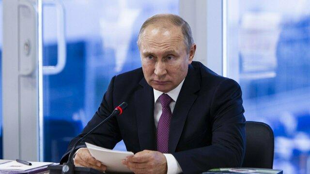 Путин выразил соболезнования в связи со смертью Алексея Леонова
