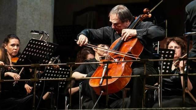 На джаз-фестиваль в Калининград приедет друг Путина — виолончелист Ролдугин