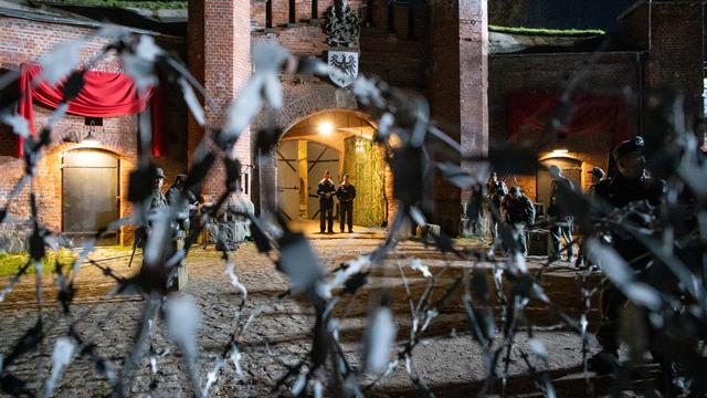 В Калининграде завершаются съёмки двух сериалов (фоторепортаж)