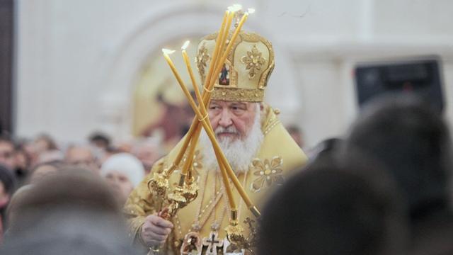 Патриарх Кирилл рассказал, зачем россиянам церковь