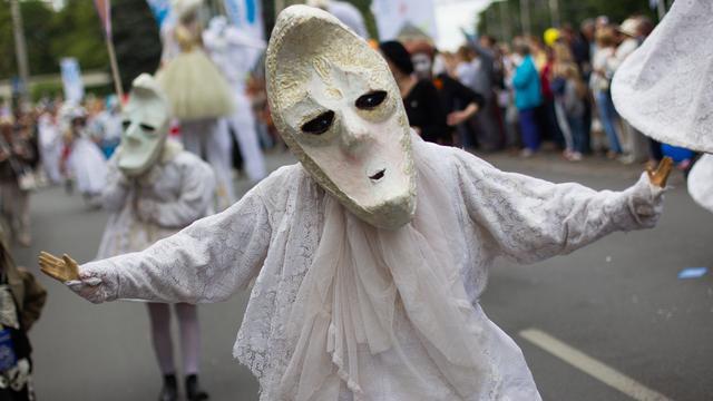 В Калининграде отметят средневековую ночь духов Самайн: пять вопросов о празднике