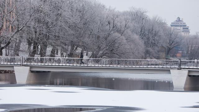 В Калининградской области зима будет холоднее нормы