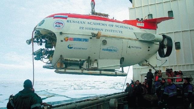 """По следам """"Титаника"""": в Калининграде состоится эксклюзивная экскурсия на """"Мир-1"""""""