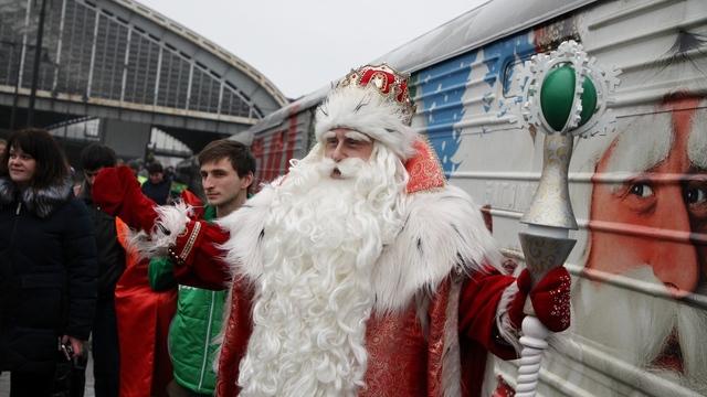 Названы самые популярные новогодние персонажи в России