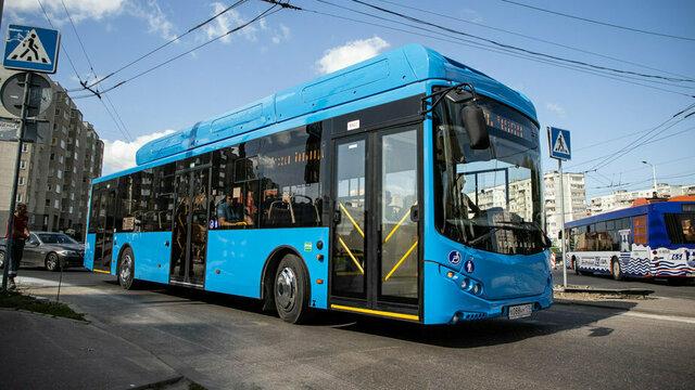 В правительстве региона рассказали о покупке электробусов для Калининграда