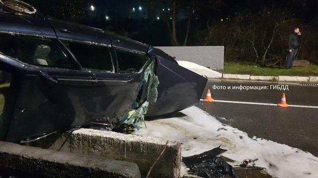 Машина перевернулась и загорелась: подробности ДТП с пятью пострадавшими в Мамоново (фото)