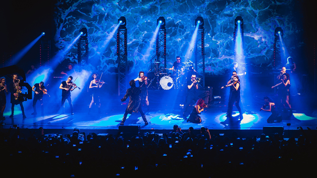 От Beatles и AC/DC до Rammstein и Depeche Mode: пять причин увидеть танцующий рок-оркестр