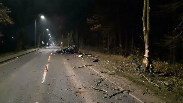 Штрафовали и лишали прав: что известно о водителе, который устроил смертельное ДТП на Мамоновском шоссе