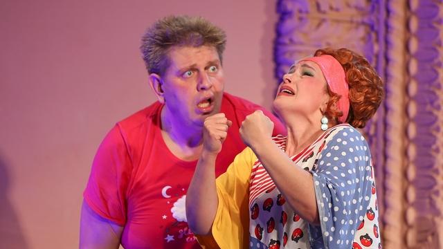 В Калининградском драмтеатре покажут одну из самых кассовых комедий