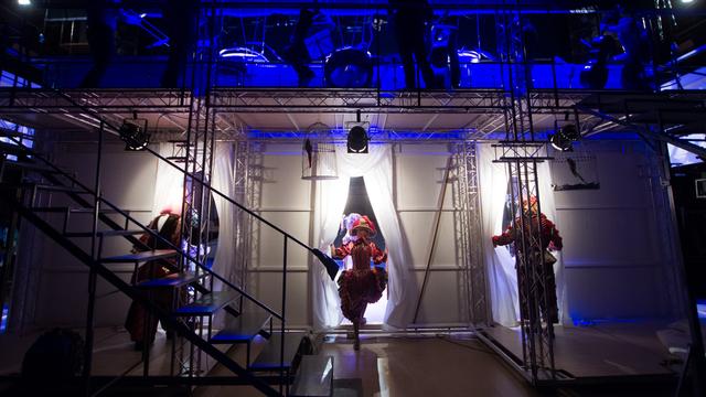 В Калининграде покажут интерактивный караоке-спектакль