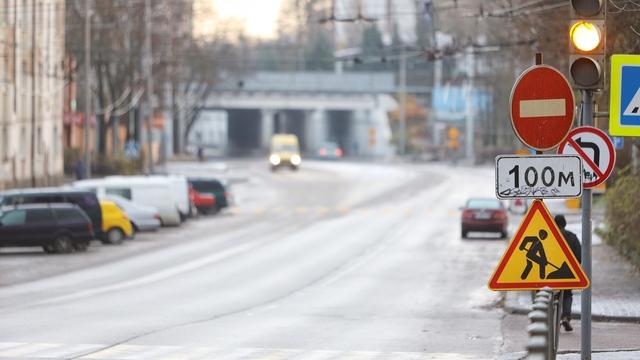 В мэрии не исключили, что на Киевской после ремонта появится велодорожка