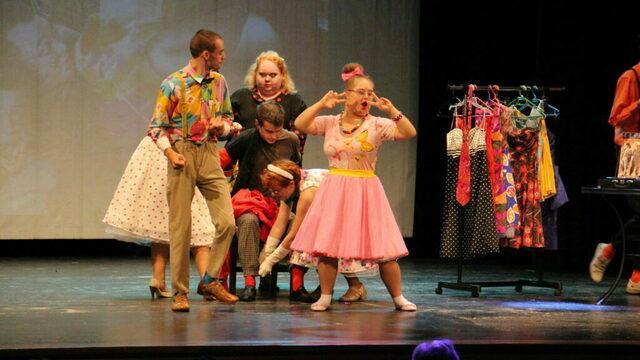 В драмтеатре покажут спектакль с участием особенных детей
