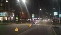 В Калининграде 24-летняя девушка на Subaru сбила пенсионера и скрылась