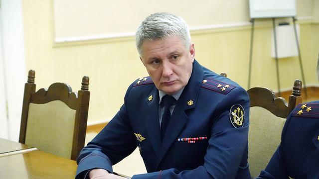 В Калининградской области сменился руководитель УФСИН