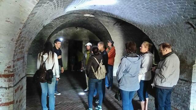 В Калининграде пройдёт прогулка по подземельям