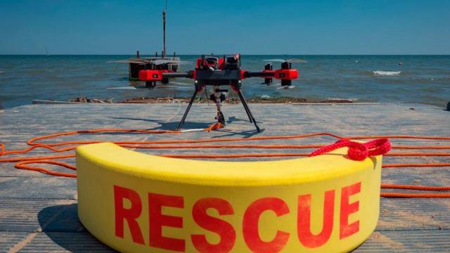 Зеленоградские власти купили дрон для спасения утопающих (фото)