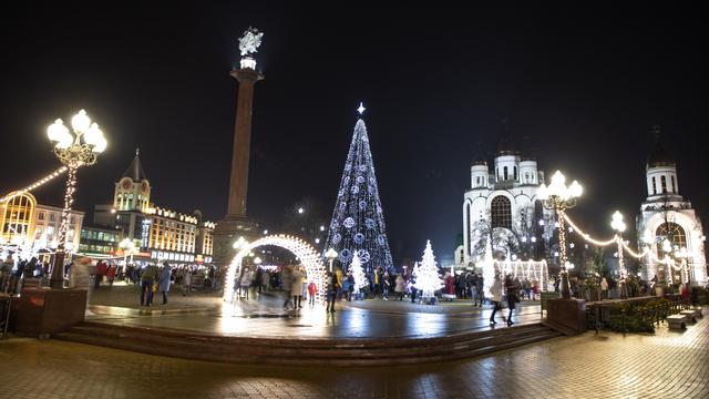 Щелкунчики, вампиры и ещё шесть новогодних вечеринок в Калининграде