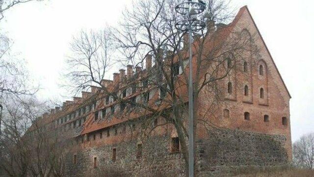 Замок Прейсиш-Эйлау вновь выставили на продажу