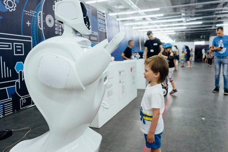 В Калининграде пройдет грандиозный тур роботов и космических технологий - Новости Калининграда