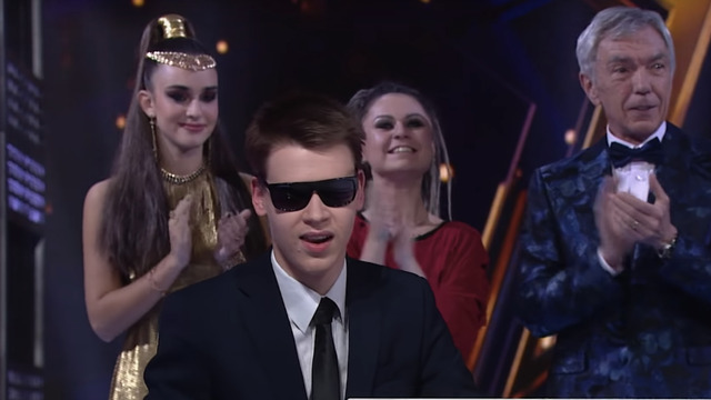 Незрячий 18-летний пианист из Пионерского выступил в финале конкурса