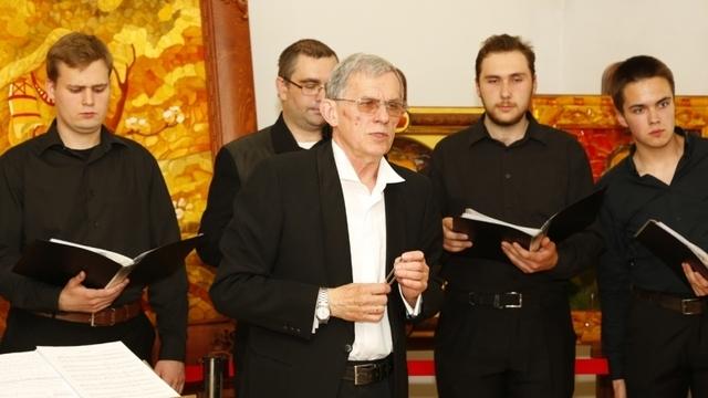 Накануне Крещения в Калининграде выступит мужской хор