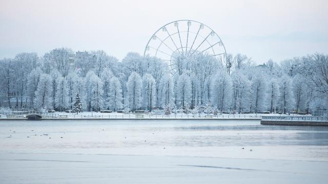 Калининградские власти планировали сдать в аренду часть Верхнего озера