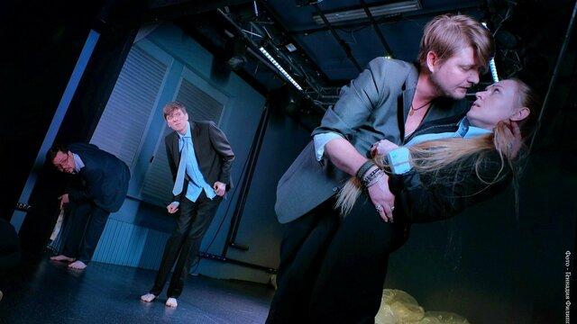 В драмтеатре вновь покажут экспериментальный спектакль по пьесе болгарского драматурга
