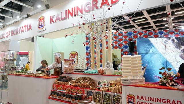 Калининградцы угостят гостей агровыставки в Берлине фуа-гра, форшмаком и  балтийским угрём