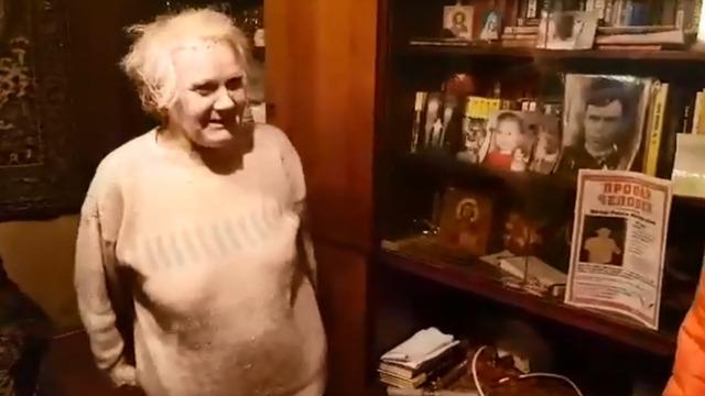 Ездила в Советск на кладбище: пропавшая в Калининграде пенсионерка вернулась домой (видео)