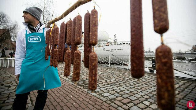 Вход на одну из площадок Праздника длинной колбасы сделают платным