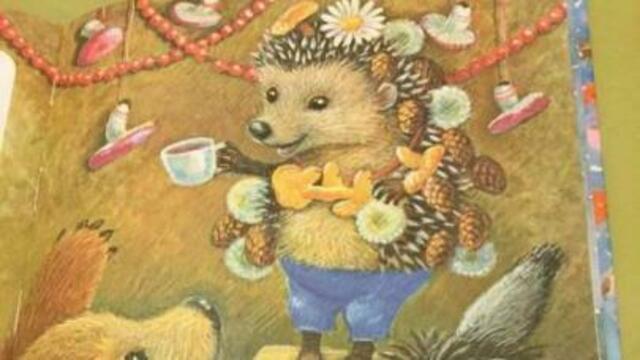 В Калининграде спектакль о приключениях Ёжика и Медвежонка проиллюстрируют картинками на воде