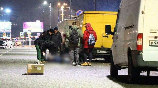 Конфликт со стрельбой на ул. Баранова возник между сотрудниками рынка