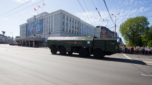 Пентагон заявил о превосходстве войск в Калининграде и Западном округе России над НАТО в Прибалтике и Польше