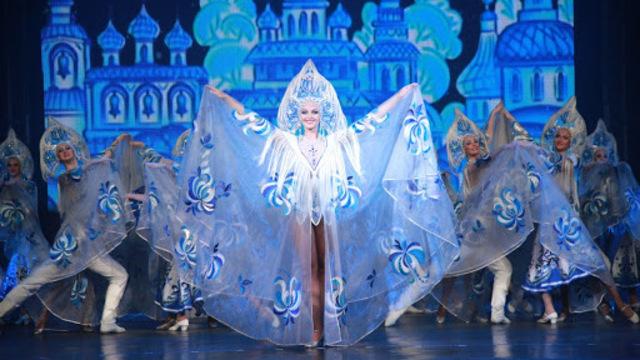 В Калининград приезжает театр, выступавший на Олимпиаде
