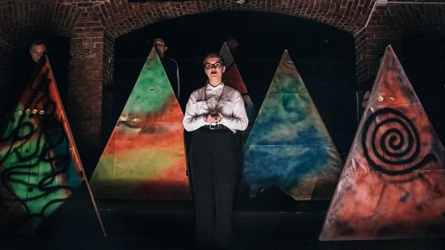 В Калининграде покажут психотерапевтический спектакль
