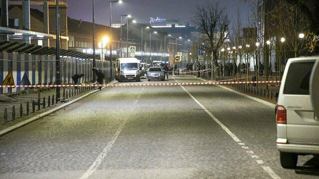 Момент расстрела семьи на ул. Баранова в Калининграде попал на камеры видеонаблюдения