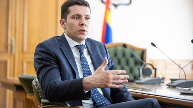 Никаких гарантий: Алиханов — о том, что 5 апреля снимут введённые ограничения