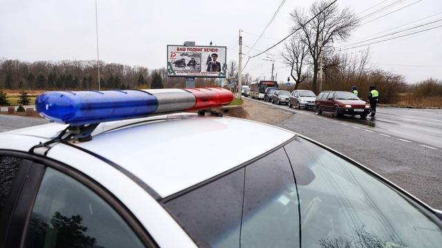 В Калининграде патрули ГИБДД спрашивают у водителей причины поездки в город