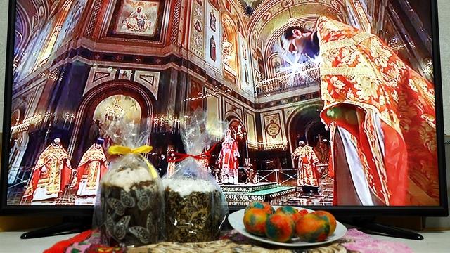 В Калининграде православные отмечают Пасху