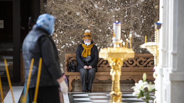 Власти региона рекомендовали воздержаться от посещения храмов